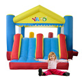 YARD Double Slide Bounce House Outdoor Jumping Castle Children Inflatable Toys Special Offer for Africa