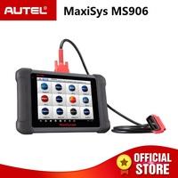 Autel MaxiSys MS906 OBD2 Scanner Automotive   Diagnostic     tool   MS 906 key programming code reader OEM   tools   key coding