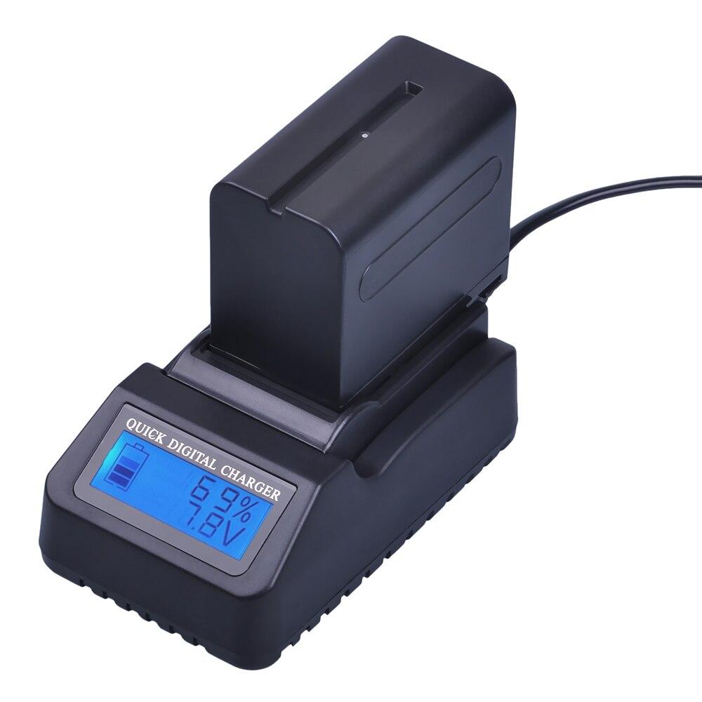 5200 Mah 1 Stück Np-f750 Npf750 Np F750 F730 F770 Batterie Für Sony Np F960 F970 Np-f770 F550 Ccd-trv58 Trv110k Trv26e Hvr-z1 V1j Z1 Unterhaltungselektronik Digital Batterien