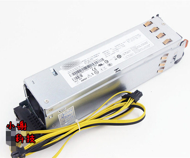 Original 100% Tested for Poweredge 2950 2970 0RX833 750W Server Power Supply 7001072-Y000 Z750P-00 original server power supply for sun fire v440 300 1851