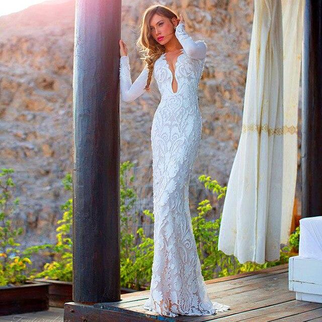 Women 2016 Arrival Elegant Gelinlikler Bruidsjurken Casamento ...