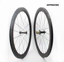 Farsports FSC50-TM-23 Extralite hub 50 deep super light race bike carbon wheel,50mm tubular 700c bicycle carbon fiber wheels