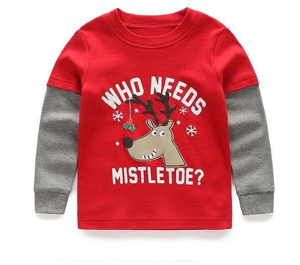 VIDMID camiseta para niños camisetas para niños camisetas de - Ropa de ninos - foto 2