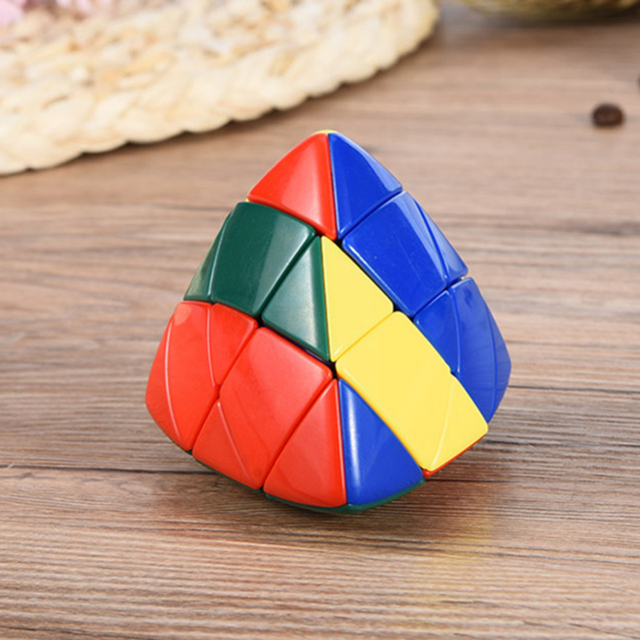 ball rubik s cube. dumpling ball shape third-level heteromorphic magic cube educational toys rubik\u0027s plastic twisty rubik s r