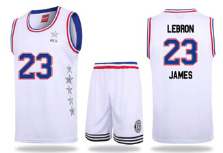 6bb07a49c8ad 2015 new arrivalWest East all star sport basketball uniforms jerseys set  customized name   number good quality men s clothing