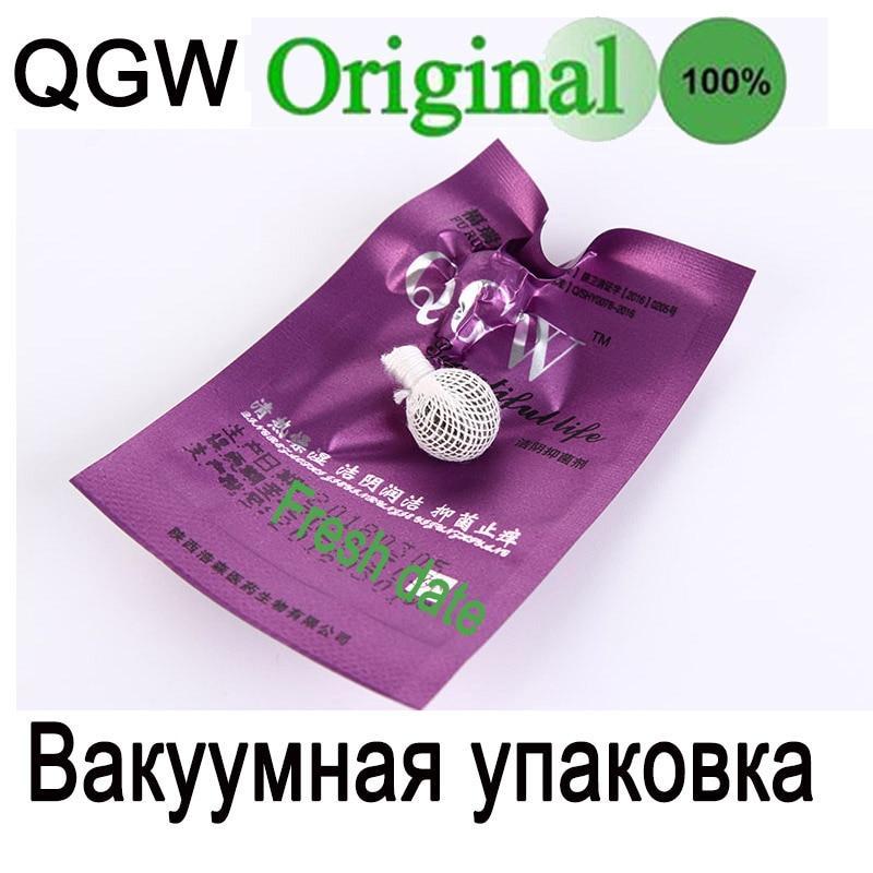 цена 50-200 pcs vaginal medicine swabs discharge toxins feminine hygiene gynecological cure care pad swab tampons vacuum package