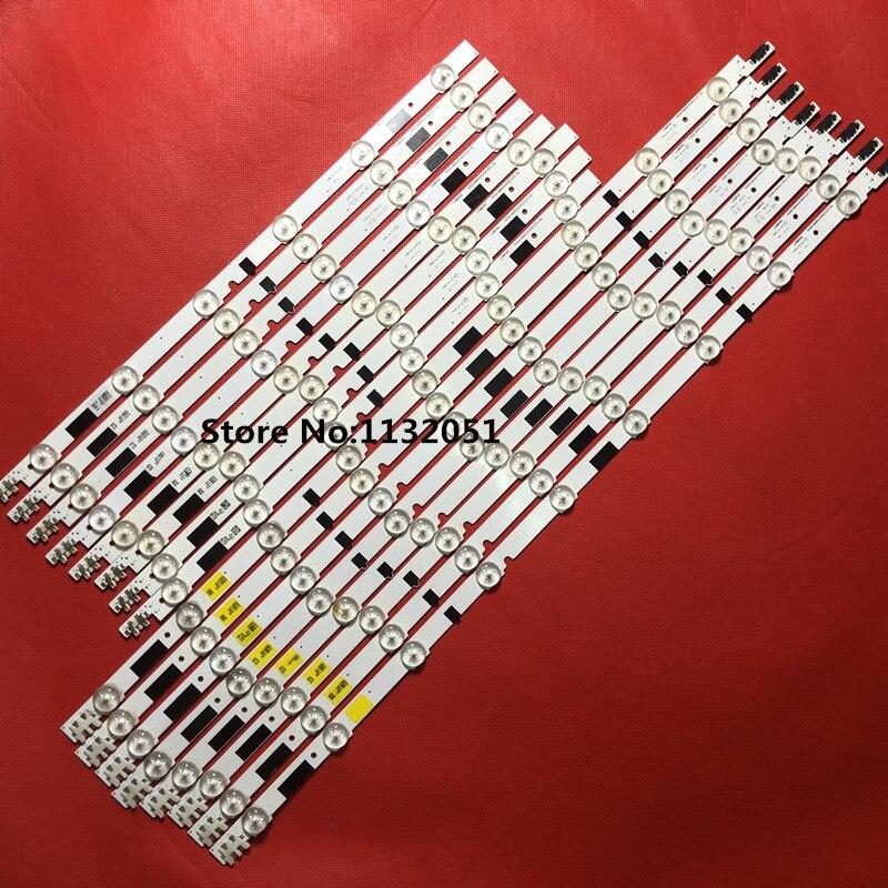 1set=16 Pieces  46inch  UA460F5080AJ  2013SVS46F L9/R6 130212  (8pcs  9beads Lamp +8pcs 6beads Lamp )