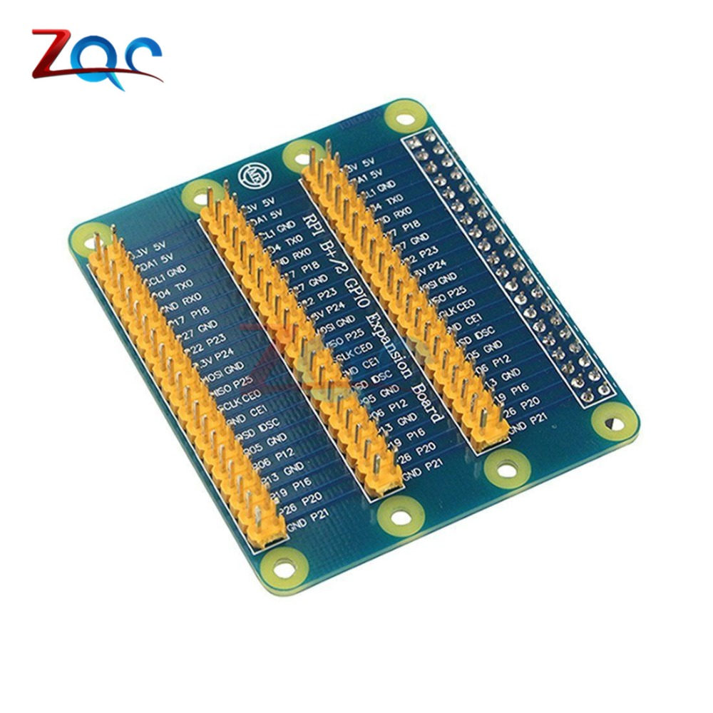 With Screws S GPIO Expansion Board Raspberry Pi Shield for Raspberry PI 2 3 B B