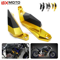 CNC Motorcycle accessories parts Fittings Frame Slider Anti Crash cover For Yamaha MT07 MT 07 2013 2014 2015 Falling Protectors