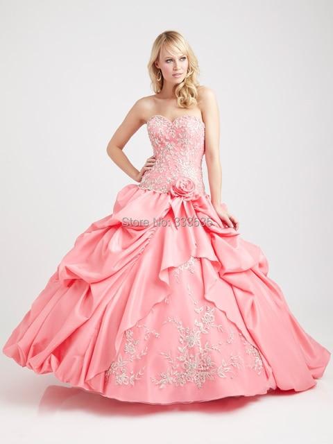 Sweet 16 Silk Dresses