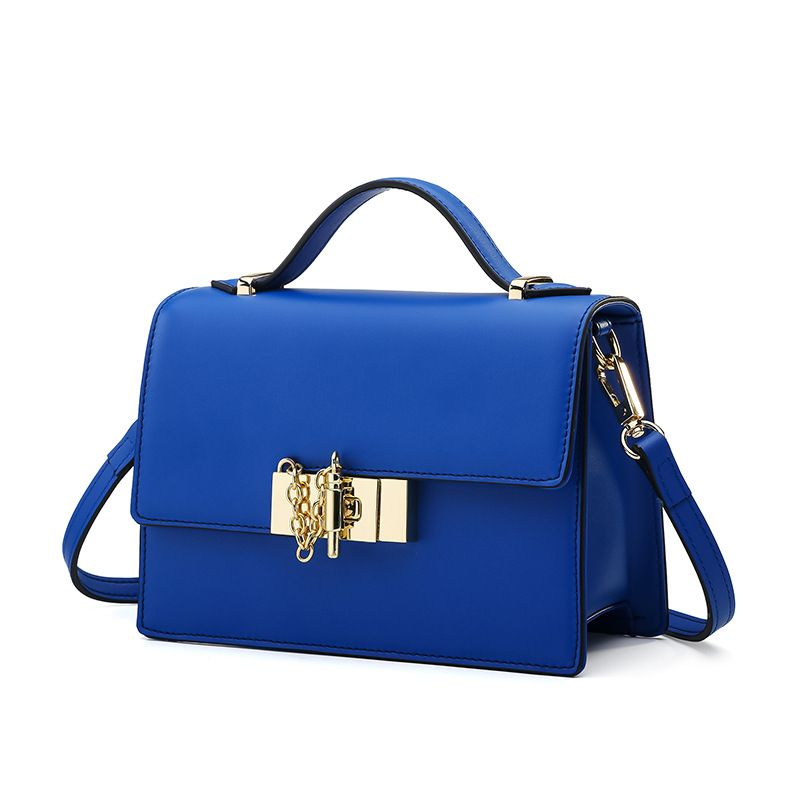 LOEIL Fashion women's bag Korean version of the simple leather ladies bag Messenger small square bag female handbag bag цена