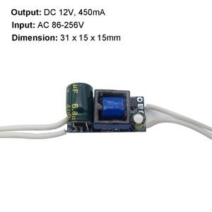 Image 4 - DC 12V LED Driver 300mA 450mA 600mA 1A 2A Power Supply for LED Strip String Spotlight AC 110V 220V Transformer