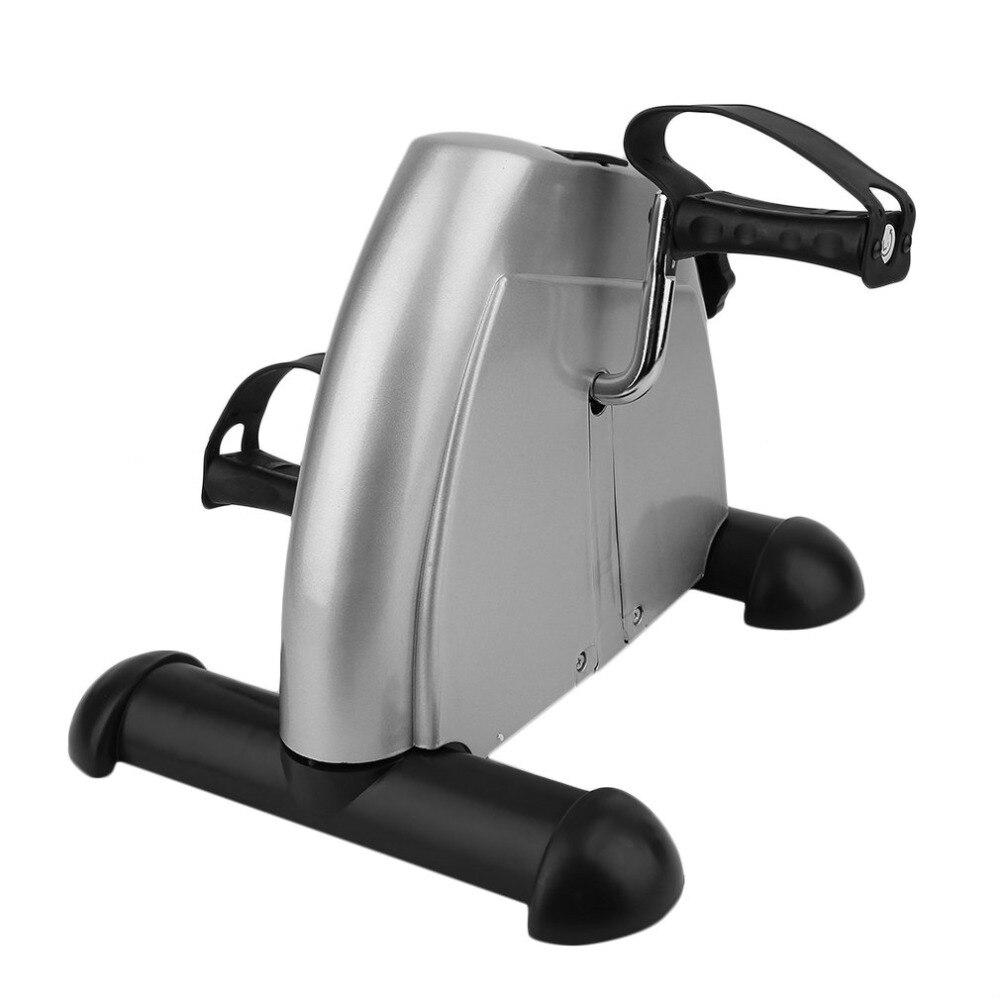 Домашний тренажер для велоспорта, фитнеса, мини-педальный велосипед для занятий с ЖК-дисплеем для внутреннего велоспорта, шаговый велосипед для пожилых молодых людей, для похудения