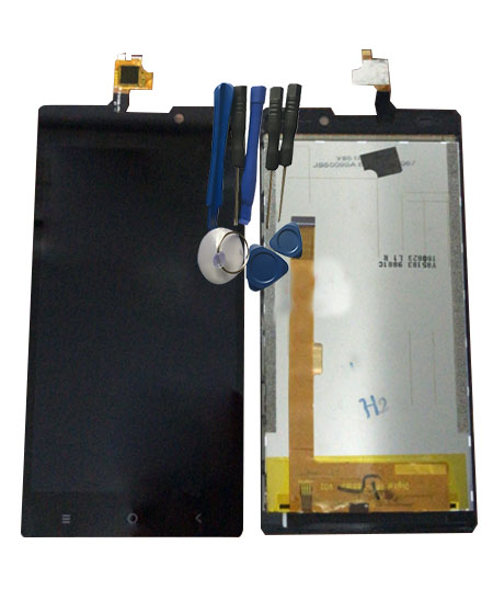 BINYEAE For TP304590B FPCA V2 LCD Display With Touch Screen Digitizer Assembly Replacement With Tools