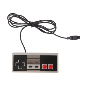2 Button Controller Gamepad For Coolbaby TV Handheld Video Game 9 Pin Console