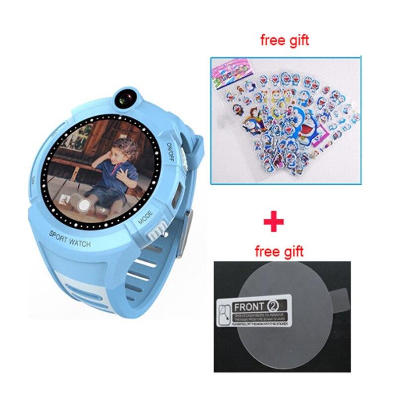 Для Smart Watch VM50 дети GPS трекер Q360 дети часы-телефон для детей безопасной SOS Вызов Anti потерянный напоминание ребенок часы PK Q50