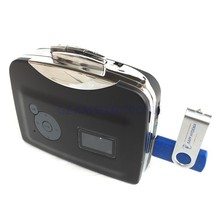 2017 new audio cassette to mp3 converter directly into USB Flash Disk, no computer required Free shipping