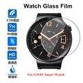 Para ulefone gw01 smart watch vidrio templado film protector de pantalla para gw01 smart watch ips pantalla redonda