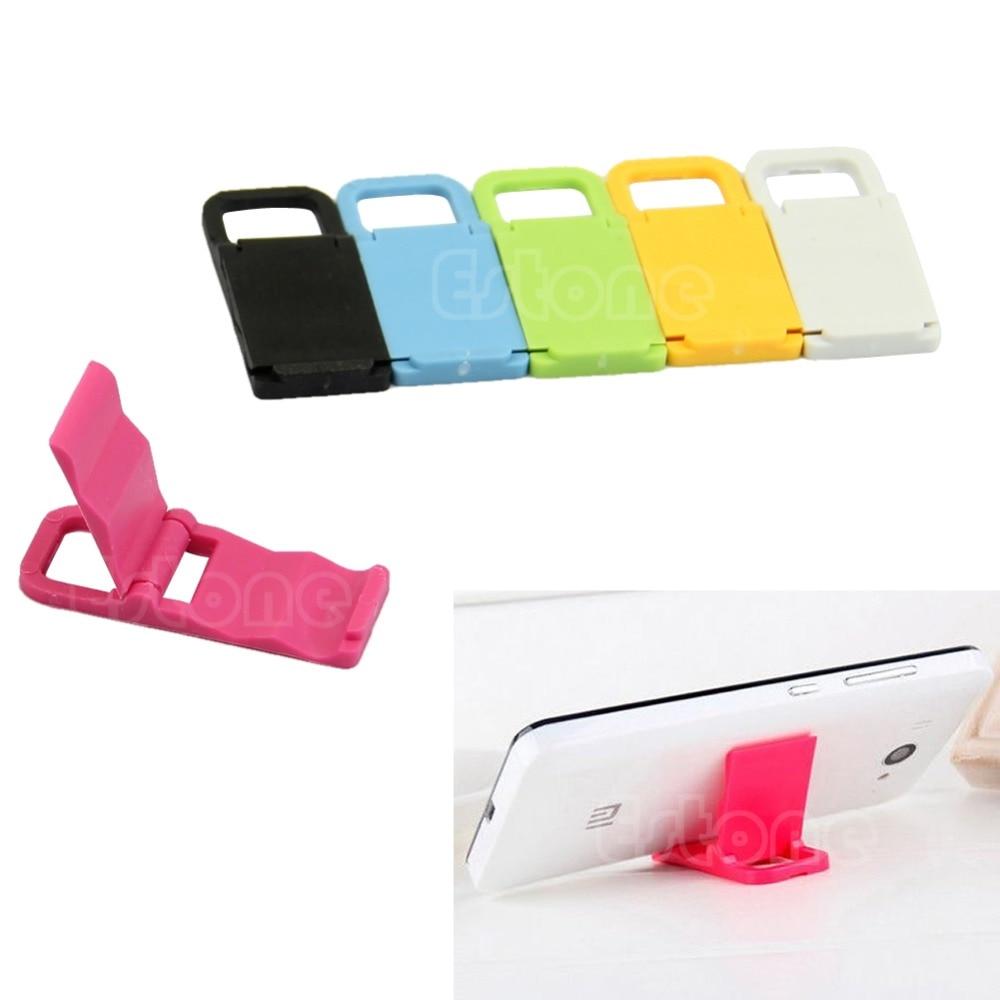 Zielsetzung Universal Mini Faltbare Handy Ständer Halter Für Iphone 5/4 Samsung Htc Videospiele