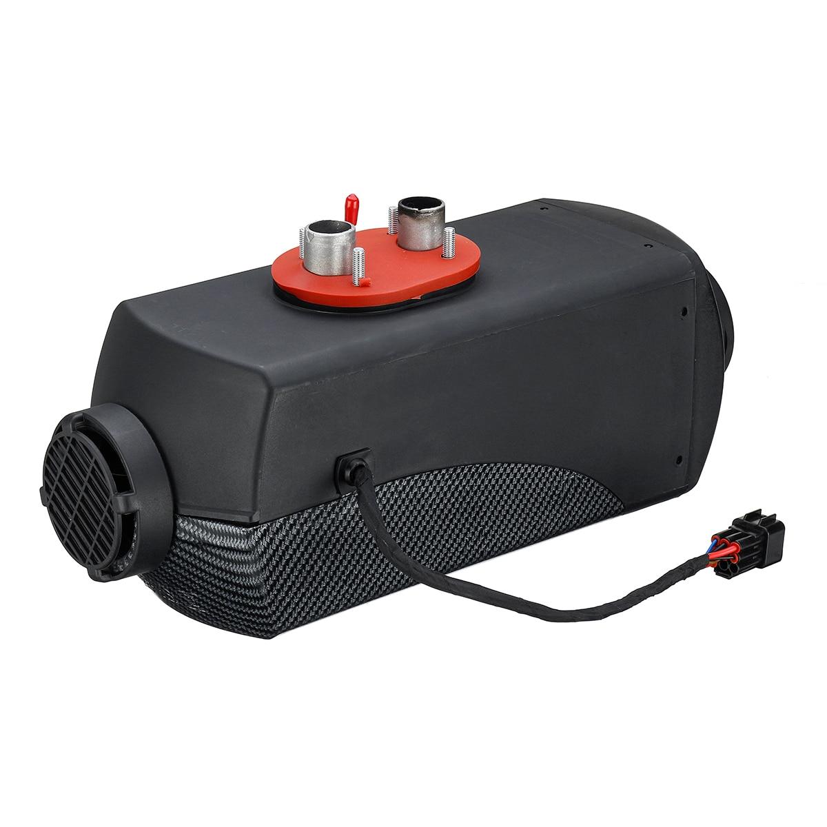 Diesel Riscaldatore Ad Aria 5KW 12 V Planare LCD Per I Camion Auto Barche A motore Case Ultime Kit Monitor per CAMPER camper Rimorchio Con Telecomando - 3
