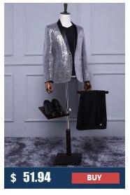 HTB10kMWPFXXXXcAXXXXq6xXFXXXk - (Куртка + Брюки для девочек) розового золота Блёстки Мужская Мода с блестками свадебные жених Костюмы Для мужчин блесток блейзер для ночного клуба Бар DJ певица тонкий костюм