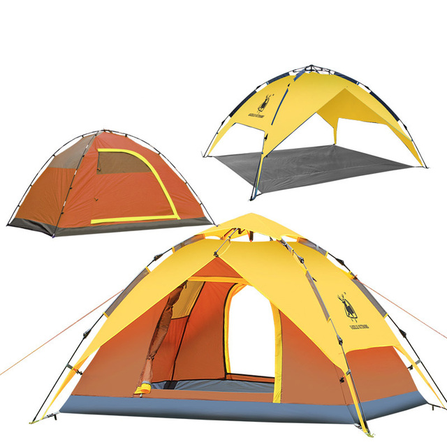 3 Person Automatic Tent