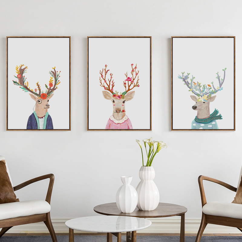 compare prices on deer antler decor- online shopping/buy low price