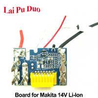 For Makita 14.4V 1.5Ah 3.0Ah 4.5Ah BL1430 Li-ion Battery PCB Circuit Board BL1460 BL1415 BL1440 BL1445 Charging Protection