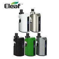100W Original Eleaf Aster RT Vape Kit Built In 4400mAh Battery W 3 8ml Melo RT