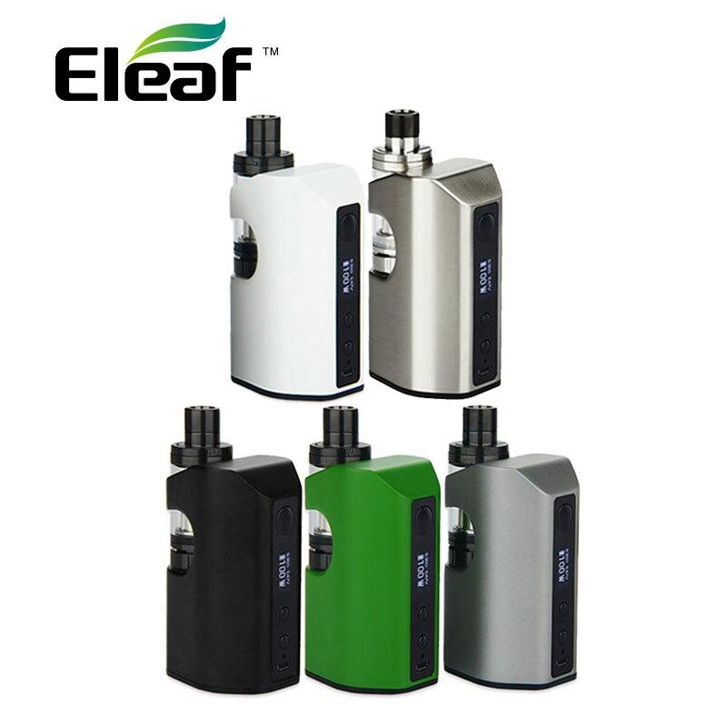 100 Watt Original Eleaf Aster RT Vape Kit Integrierte 4400 mAh Batterie W/3,8 ml Melo RT 22 Tank ER Spule E Cig Kit Vs 100 Watt Aster RT Mod