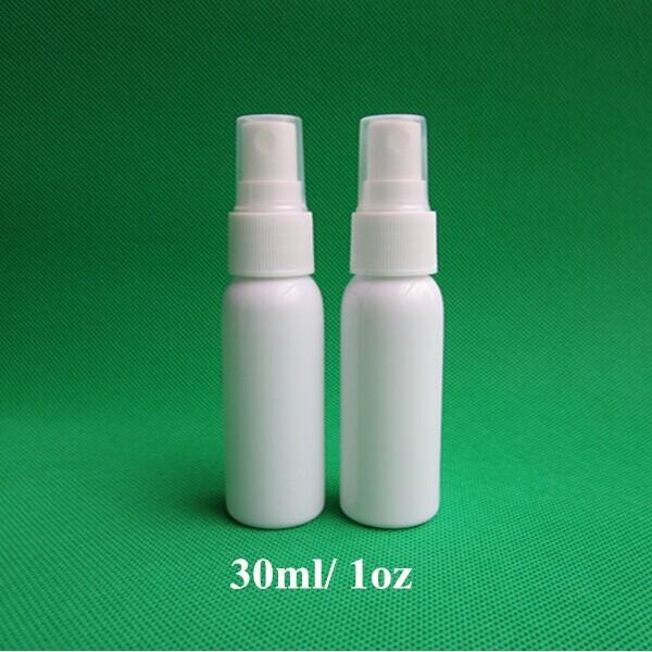 30ml white spray bottle