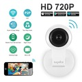 SANNCE 720P HD Wifi IP Camera Wireless 1MP Smart P2P Network Monitor CCTV Security Camera Home Protection Mobile Remote Cam