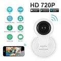 Sannce 720 p 1mp hd wifi câmera ip sem fio smart p2p rede monitor de cctv câmera de segurança em casa de proteção móvel cam remoto