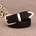 [AETRENDS] 2016 Moda Diseñador de La Marca Cinturones de Cuero de LA PU para Las Mujeres Hebilla de Cinturón Ropa Accesorios Z-2389