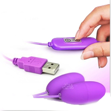 USB Electric Multi-frequency Dual Vibration Egg Stimulator Vibrator for Women,Sex toys for female,Adult product machine