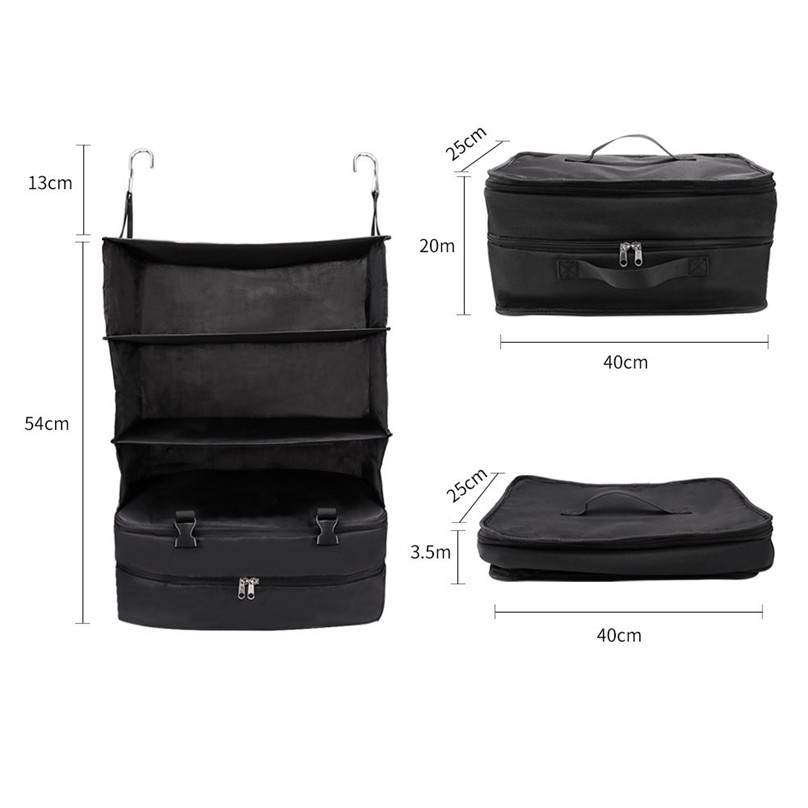 New Portable Storage Shoe Bag Multifunction Travel Tote Storage Case Organizer Modern And Elegant In Fashion Storage Boxes & Bins