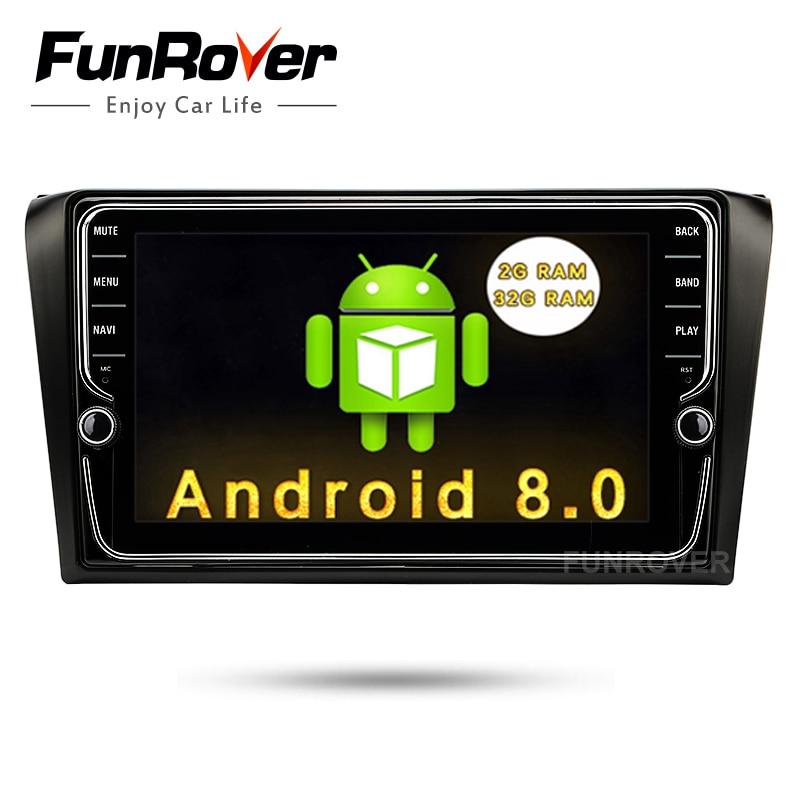 Funrover Android 8.0 2 din Car DVD Player Radio Stereo GPS Navi multimedia headunit For Mazda 3 mazda3 2004-2009 Navigation IPS funrover ips 8 2 din android 8 0 car dvd player for kia sportage 2016 2017 kx5 gps navigation car stereo headunit wifi bt navi