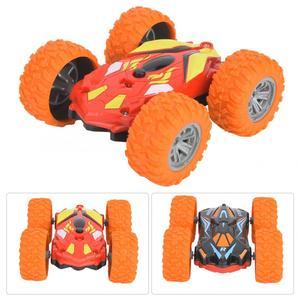 Image 4 - Esnek Mini RC dublör araba oyuncak bebek çocuk küçük uzaktan kumanda elektrikli dublör araba oyuncak çocuk hediye için