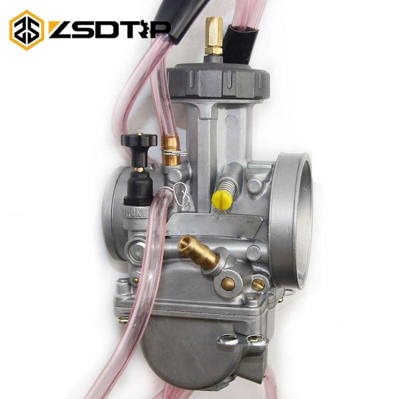 ZSDTRP Nejlepší kvalita 33 34 35 36 38 40mm Keihin karburátor - Příslušenství a náhradní díly pro motocykly