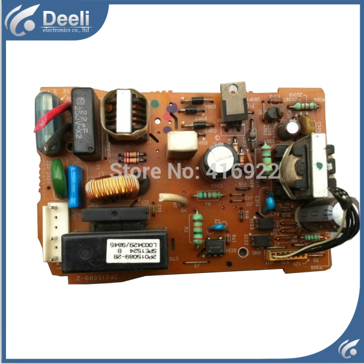 Подробнее о 95% new good working for Daikin air-conditioning motherboard computer board 2P015089-2 PCB1524 2P015089-2 95% new good working for daikin air conditioning computer board 2pb26545 1 ex304 2 fty35fv1c control board
