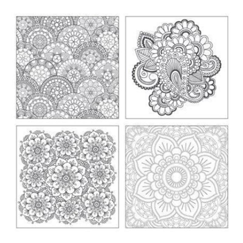 Encantador Mini Libros Para Colorear Motivo - Ideas Para Colorear ...
