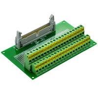CZH-LABS IDC-40 Male Header Connector Breakout Board Module  IDC Pitch 0.1