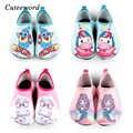 การ์ตูนยูนิคอร์นว่ายน้ำเด็กรองเท้าเด็กชายหญิงรองเท้าน้ำถุงเท้า Barefoot Skin Care Light รองเท้าเด็กรองเ...