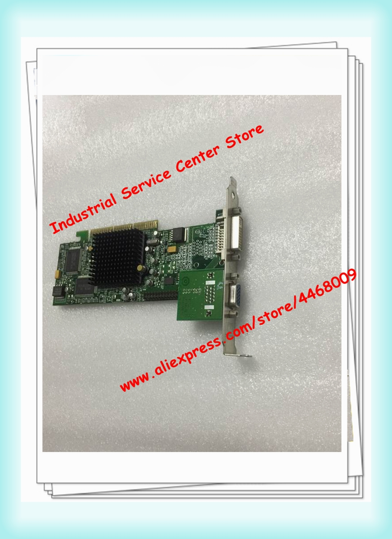 G550 32MB card G55+ MDHA32DB AGP device cardG550 32MB card G55+ MDHA32DB AGP device card