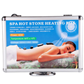 Stone massge Heater box,220V hot stone for SPA massage (only case not including stones)