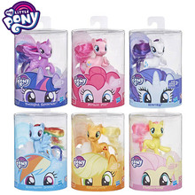 Original Brand My Little Pony Dolls Friendship Magic Rainbow Dash Pinkie Model Toys For Baby Birthday Gift Girl Bonecas