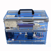 CE EMC LVD FCC factory outlet stores BO-18QY adjustable ozone generator air medical water with timer 1pc