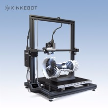 Desktop DIY Printer Big 3D Printing Large Build Volume 400x400x500mm Xinkebot Orca2 Cygnus High Precision