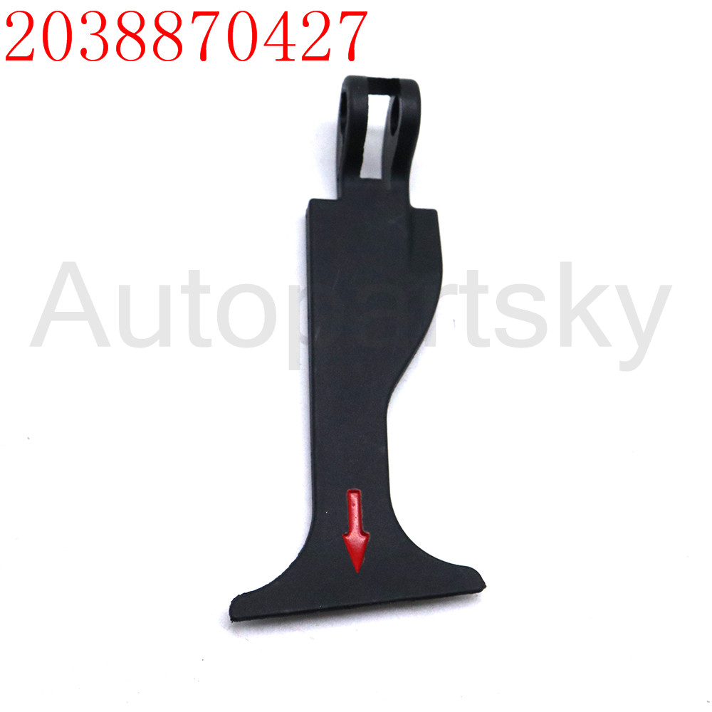 New 2038870427 Front Hood Release Handle For Mercedes Benz W203 C230 240 320