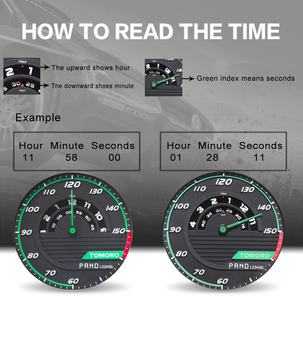 HTB10kUyQFXXXXaTaXXXq6xXFXXXl TOMORO Men's Unique Racing Car 3D Design Wrist Watch